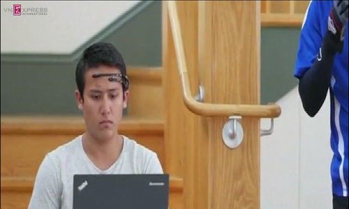 Using mind control to fly drones