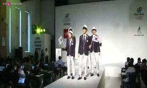 South Korea unveils 'Zika-proof' Olympic uniforms