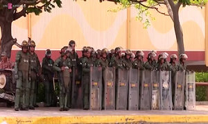 Days of looting in Venezuela