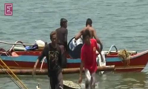 Philippine fishermen seek tough leader