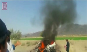 Afghans confirm death of Taliban leader in U.S. drone strike, many details remain unexplained