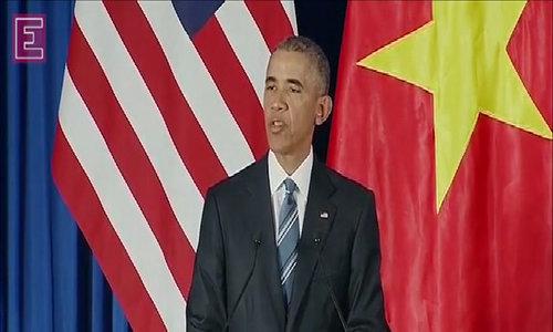 U.S. lifts arms embargo on Vietnam