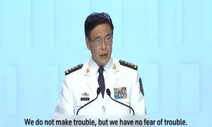 "China warns against ""violating its sovereignty"""
