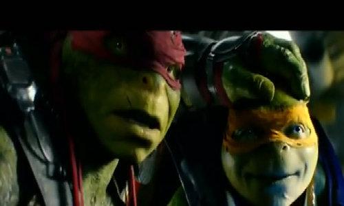 Ninja Turtles fight for box office win