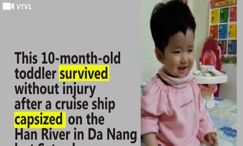 Toddler survives cruise ship tragedy in Danang ed cf