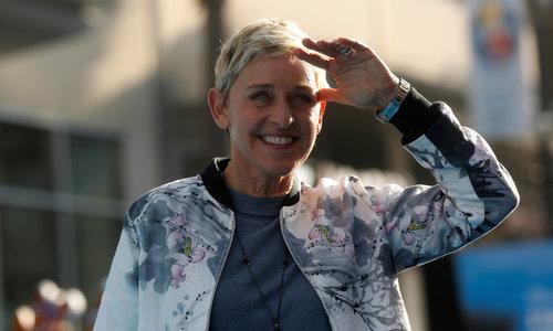 "Ellen's happy about finally ""Finding Dory"""