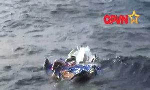 Debris of Vietnam's crashed search plane found