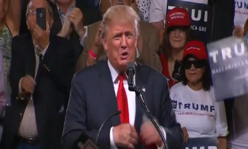 """Trump: Orlando attack was """"an assault on our country"""""""