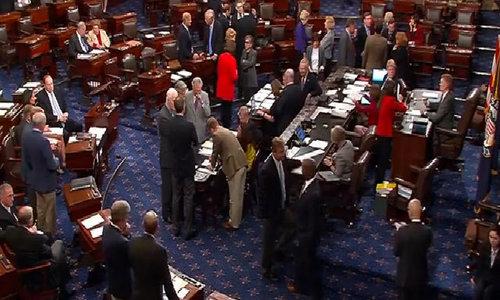 Senators debate gun control measures in wake of Orlando