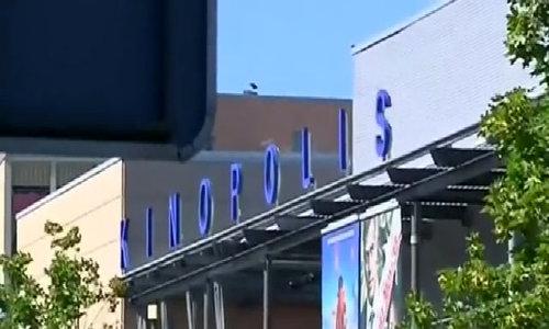 Gunman shot dead in German movie theater