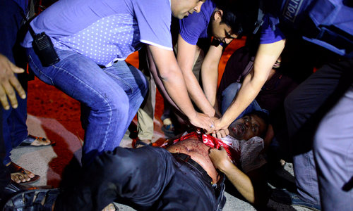 Deadly siege at Dhaka cafe ends