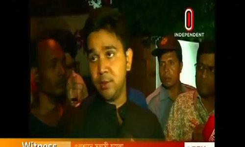 Witness recounts Dhaka restaurant attack