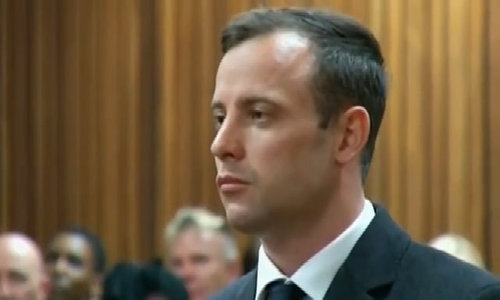Pistorius gets six years in prison