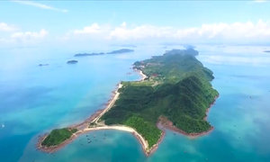 Cai Chien Island: into the jungle and out to the sea
