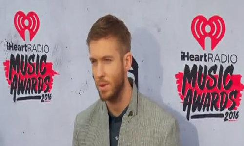 Calvin Harris attacks ex Taylor Swift on Twitter