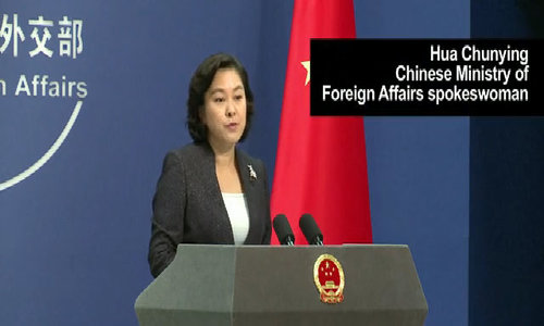 China 'firmly opposes' North Korean nuclear test