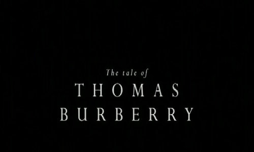 Burberry marks 160 years with film about founder