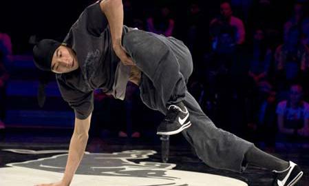 Japanese dancer wins breakdancing world final