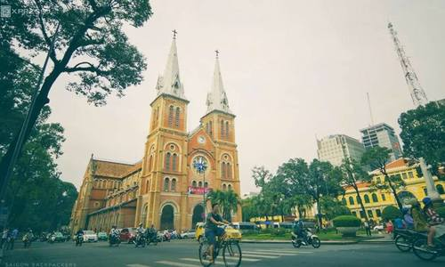 What's the best thing about Saigon?