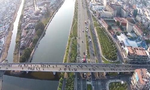 Saigon, a livable city?
