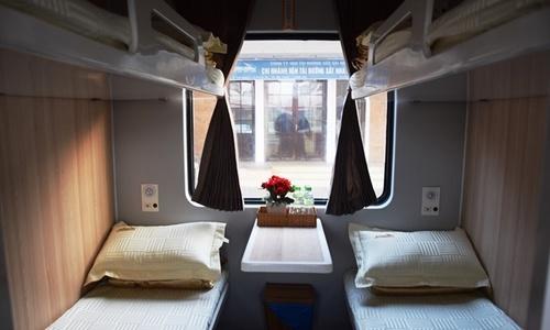 Hop on the new 5-star train from Saigon to Nha Trang