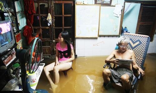Saigon to spend trillions to fix drainage system