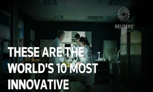 Reuters Top 100: The World's Most Innovative Universities