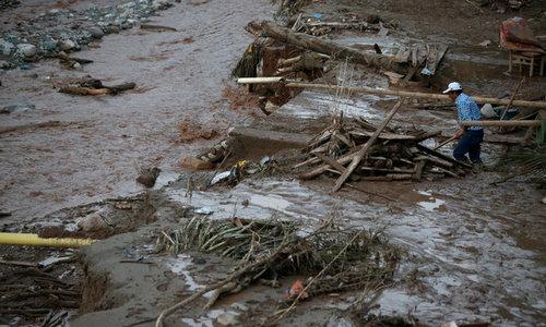 Colombia mudslide, flooding kill 254 in midnight deluge