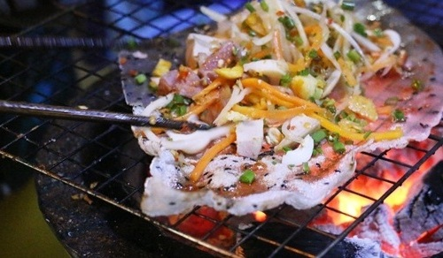 Grill it up: Everything can be BBQ'ed in Saigon