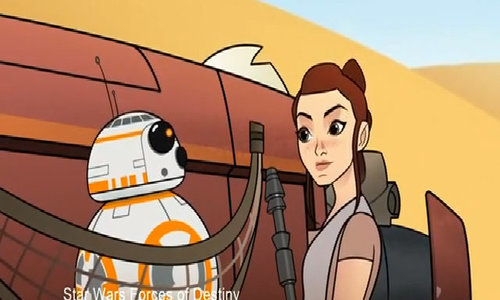 Disney announce girl power Star Wars spin-offs