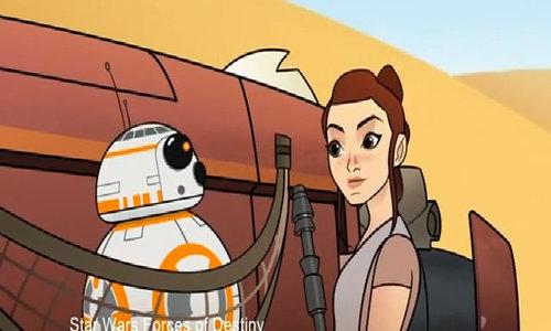 Disney announce girl power Star Wars spin-offs