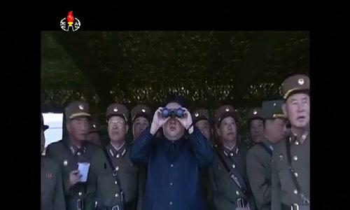 N.Korea says US bomber flights push peninsula to brink of nuclear war