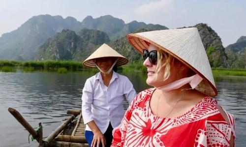 Travel bloggers say Vietnam is a dream come true