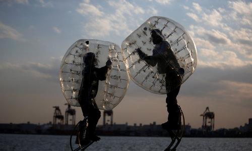 """Bubble Jumper"""