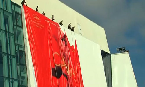 The South of France prepares for the Cannes film festival