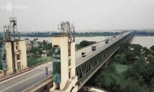 Thang Long Bridge