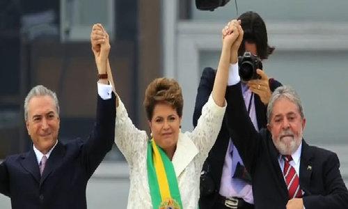 Brazil plea-bargain testimony says president took $4.6 mln in bribes