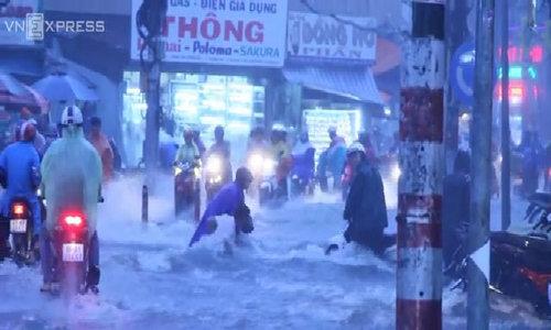 Flooding versus Motorbikes