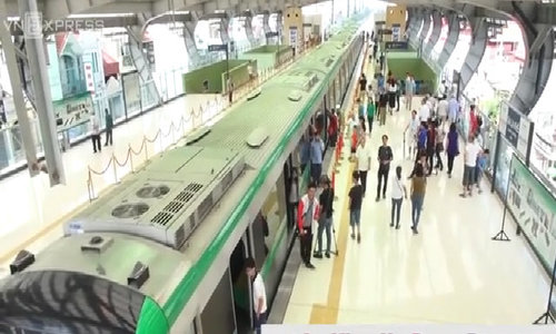 Hanoi takes one step closer to sky train dream