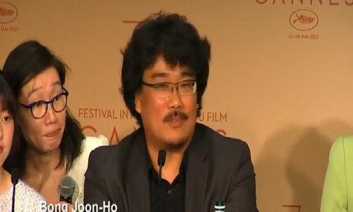 Netflix debate heats up after 'Okja' screening at Cannes
