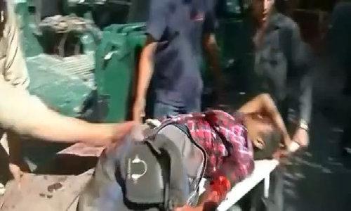 Large explosion rocks Afghanistan's capital