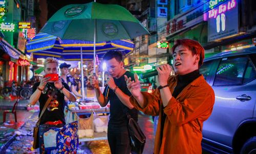 Sleepless in Vietnam: Saigon edition