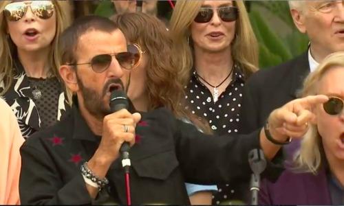 Ringo Starr talks McCartney collaboration on birthday
