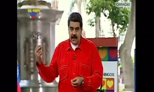 Venezuela Maduro's 'Despacito' political remix backfires quickly