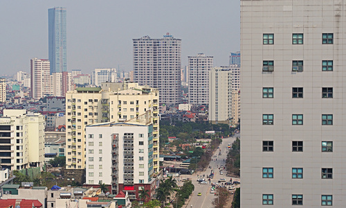 Hanoi authorities take the plunge with plan to move in together