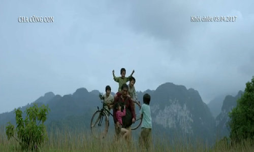 Vietnam movie 'Father and Son' to vie for Oscar's Best Foreign Film