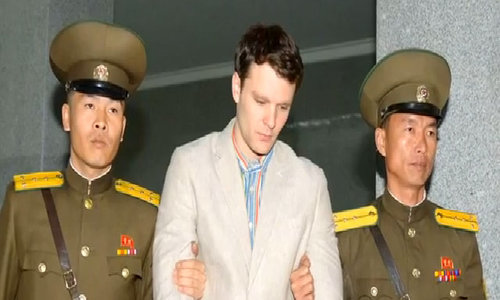 No obvious signs of torture on American held by NKorea: coroner