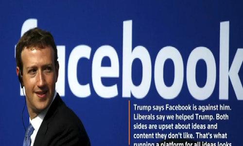 Trump, Zuckerberg face-off ahead of Russia hearing