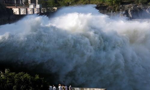 Rising water levels at Vietnam's biggest hydropower dam pose monumental threat
