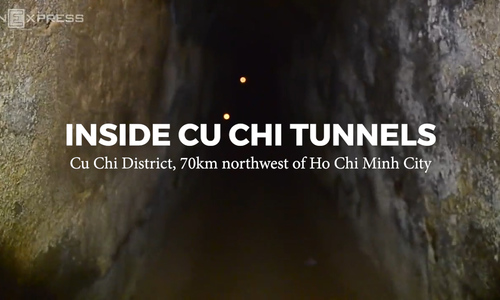Going underground: A glimpse at life during the Vietnam War with a tour around Cu Chi Tunnels